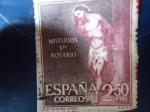 Stamps Spain -  Misterio del Smo. Rosario (02 -Alonso Cano)