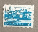 Sellos de Europa - Bulgaria -  Puerto Mar Negro
