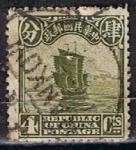 Stamps China -  Scott  275  Junco (8)