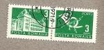 Sellos de Europa - Rumania -  Porto
