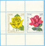 Stamps Germany -  Internationale Rosenausstellung