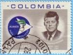 Sellos del Mundo : America : Colombia :  Alianza para el Progreso