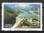 Sellos del Mundo : America : Guatemala : Represa Hidroeléctrica Chixoy