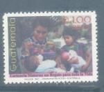 Sellos del Mundo : America : Guatemala : Lactancia Matena