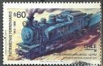 Sellos de America - Chile -  75 años ferrocarril arica la paz