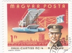 Stamps : Europe : Hungary :  aviacion