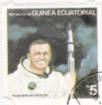 Sellos del Mundo : Africa : Guinea_Ecuatorial : aeronautica