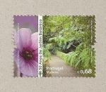 Sellos de Europa - Portugal -  50 Aniv del Jardín Botánico de Madeira