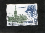 Sellos de Europa - España -  2635- EXPOSICION  IBEROAMERICANA DE 1929 ; PZA. ESPAÑA. SEVILLA.