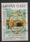 Sellos de Europa - España -  Ciencia. Ed 4311