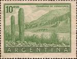 Sellos de America - Argentina -  Riquezas Nacionales: Quebrada de Humahuaca.