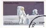Stamps Asia - Nagaland -  aeronautica