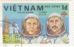 Sellos de Asia - Vietnam -  aeronautica