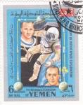Stamps Yemen -  aeronautica