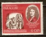 Sellos de America - Paraguay -  MOLIERE