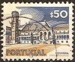 Sellos del Mundo : Europa : Portugal : Coimbra