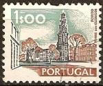 Sellos del Mundo : Europa : Portugal : Torre de los clericos,Oporto