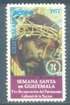 Sellos de America - Guatemala -  Semana Santa  1977