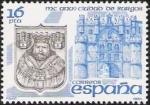 Sellos de Europa - Espa�a -  MC Aniversario de la Ciudad de Burgos
