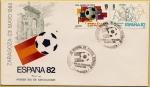 Stamps Spain -  Sedes Copa Mundial de Fútbol   España 82  Zaragoza - SPD