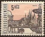 Sellos del Mundo : Europa : Checoslovaquia : Praha