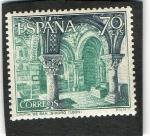 Stamps Spain -  1543- SERIE TURISTICA. PAISAJES I MONUMENTOS. CRIPTA DE SAN ISIDORO, LEON.