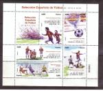 Sellos de Europa - España -  serie- seleccion española