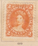 Stamps Europe - Luxembourg -  Brunswick Ed 1860