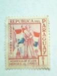 Sellos del Mundo : America : Paraguay :