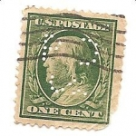 Stamps America - United States -  distintos contrasellos