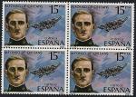 Sellos de Europa - España -  Pioneros de la aviación - Alfonso de Orleans