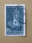 Sellos de Europa - Francia -  Catedral de Rodez