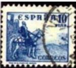 Stamps Europe - Spain -  Cifras. Cid e Isabel Codigo Edifil (830)