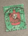 Sellos de Africa - Egipto -  Escudo oficial