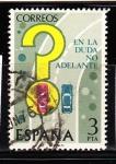 Sellos de Europa - España -  E2313 Seguridad Vial (380)