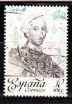 Sellos de Europa - España -  E2499 Casa de Borbon (386)