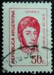 Sellos de America - Argentina -  General Jos� de San Mart�n (1778 - 1850)