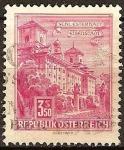 Sellos de Europa - Austria -  Castillo de Esterhazy en Eisenstadt