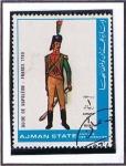 Sellos de Asia - Emiratos Árabes Unidos -  Guide de Napoleon - Francia 1799