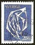 Sellos del Mundo : Europa : Suecia : FIGURA