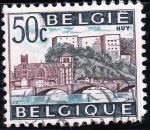 Sellos de Europa - Bélgica -  Huy