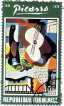 Stamps Africa - Togo -  Picasso