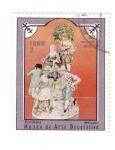 Stamps Cuba -  Museu de Arte Decorativo