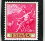 Stamps Spain -  1504- JOSE DE RIBERA