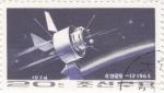 Sellos de Asia - Corea del norte -  aeronautica