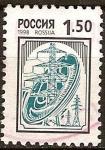 Sellos de Europa - Rusia -  Equipamento Electrico