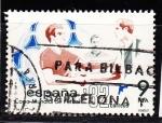 Sellos de Europa - España -  E2664 mundial de fútbol (397)