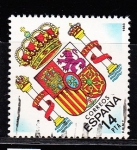 Sellos de Europa - España -  E2685 Escudo de España (411)