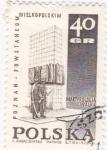 Stamps : Europe : Poland :  martyrologia i walka