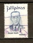 Sellos de Asia - Filipinas -  JULIAN  FELIPE
